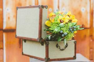 flores de noiva foto
