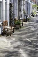 mobília de rua foto