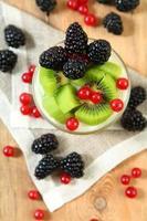 frutas gourmet foto