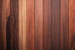 vista superior de pisos de madeira natural foto