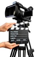 câmera e ação!