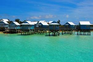 nove resort de praia nas bermudas