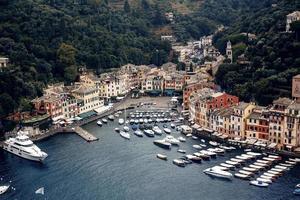 baía de Portofino