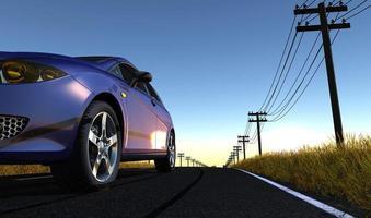 o automóvel foto