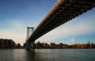 fotografia de paisagem da ponte foto