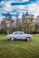 carro vintage gaz m21 volga