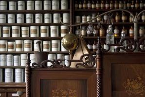 antiga farmácia