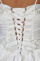 vestido de casamento foto
