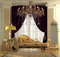 interior clássico foto
