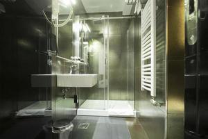 interior da casa de banho moderna