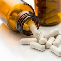 comprimidos revestidos por filme foto