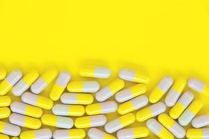 comprimidos de cápsula foto