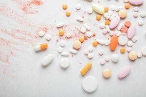 pílulas variadas foto