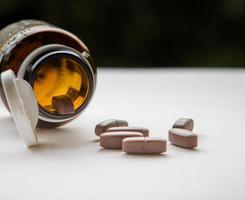 drogas ou vitaminas foto