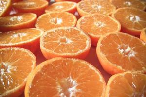 fundo de tangerina