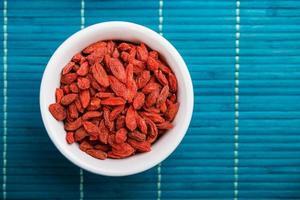 goji berries foto