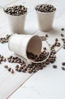 sementes de mamona-ricinus communis foto