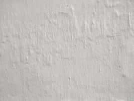 parede pintada de branco foto