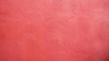 parede vermelha rústica