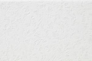 fundo de parede pintado de branco