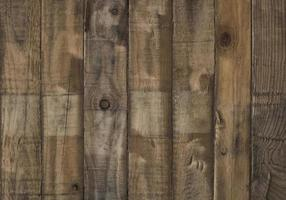 close-up de uma mesa de madeira foto