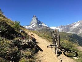 O Matterhorn na Suíça