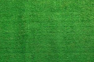 grama artificial verde ou terf