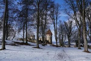 o castelo de honing em tuttlingen