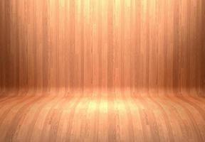 textura curva de madeira