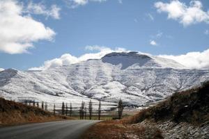 montanhas do cabo oriental na áfrica do sul foto