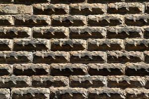 padrão de parede de pedra foto