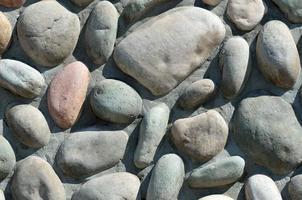 fundo de parede de pedra foto