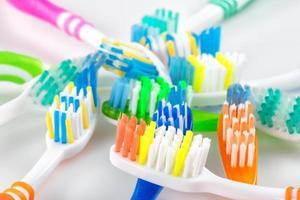 escova de dente foto