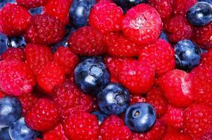 deliciosas frutas frescas foto