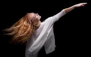 dançarina moderna foto
