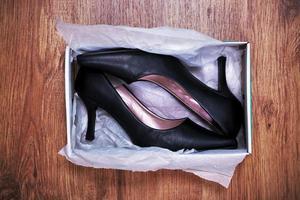 calçados novos foto