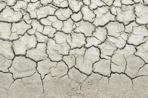 texturas de solo rachado e seco