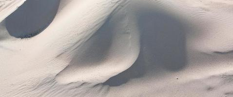 areia abstrata foto