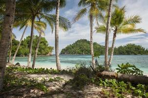 Ilha Potil, Indonésia