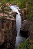 Shell Falls - Floresta Nacional de Bighorn