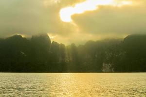 parque nacional khao sok suratthani tailândia