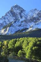 gama Mount Sneffels, Colorado