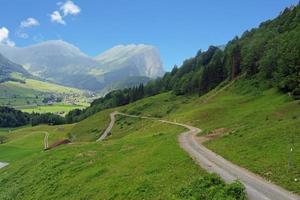 montanhas de bregenz