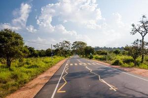nova estrada no sri lanka foto