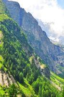 montanhas suíças