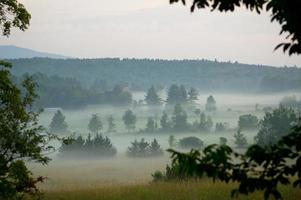 manhã de nevoeiro