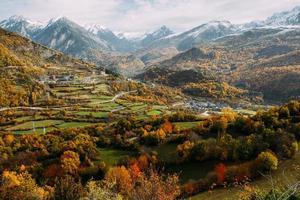 aldeia de montanha
