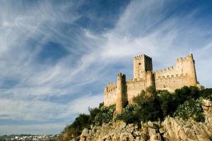 castelo almourol foto