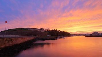 Porto de Weymouth, Inglaterra foto