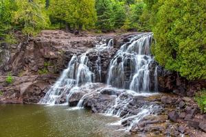 Upper Gooseberry Falls foto